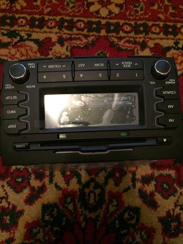 Продаю магнетолу от автомобиля hyndai mobis в Бишкек