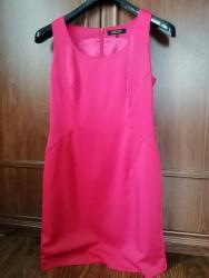 платье футляр с воротником в Кыргызстан: Платье-футляр размер 44, состояние идеальное