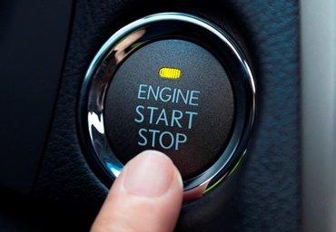 кнопка start stop с чипом новый на авто вместо ключа в Ош