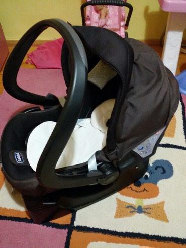 Chicco nosiljka za bebe i sediste za auto. Od 0 mes do 1 godine. - Nis