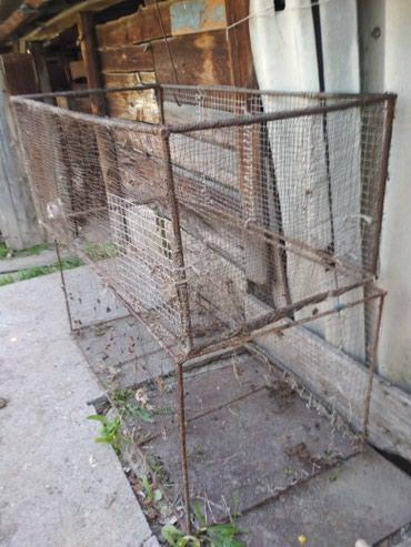 Клетка для цыплят с Сокулук 600сом  в Сокулук
