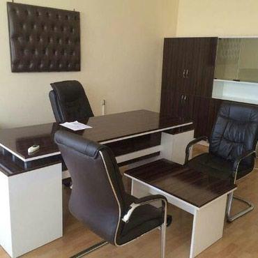 Bakı şəhərində Ofis mebelinin sifariş
