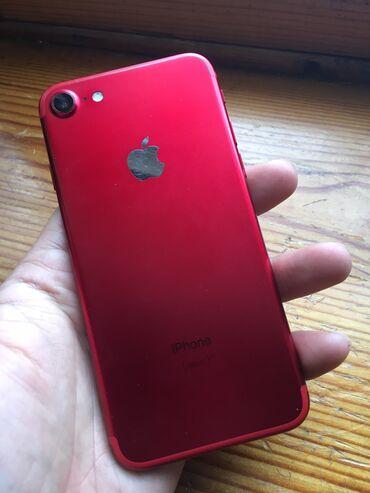 аксессуары для meizu pro 7 plus в Кыргызстан: Б/У iPhone 7 128 ГБ Красный