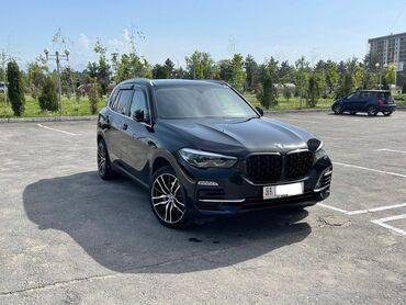 BMW X5 3 л. 2020   20000 км