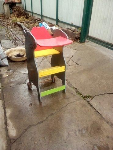Стульчик для комления.1500 сом.кому в Бишкек
