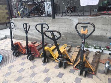 Оборудование для бизнеса в Лебединовка: Продаю рохли рохлю тялежку тележку домкрат тачка