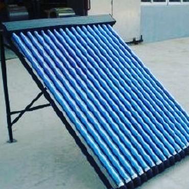 Вакуумный солнечный коллектор. комплект: - солнечный коллектор на 30 т