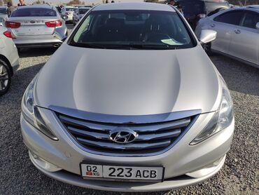 руль газ 21 в Ак-Джол: Hyundai Sonata 2 л. 2014 | 180 км