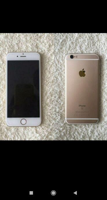 Apple 6 s 16 gb xanim.iwledib seliqeli qalib 250 azn qiymet sondu