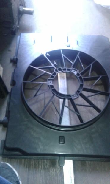 Дифузор абажур на мерседес 210кузов V образный мотор 2.4 3.2 в Бишкек