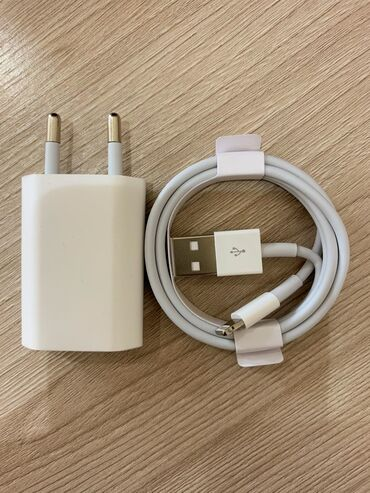 блютуз клавиатуру apple в Кыргызстан: Продаю новую оригинальную зарядку, подойдёт на всю продукцию apple