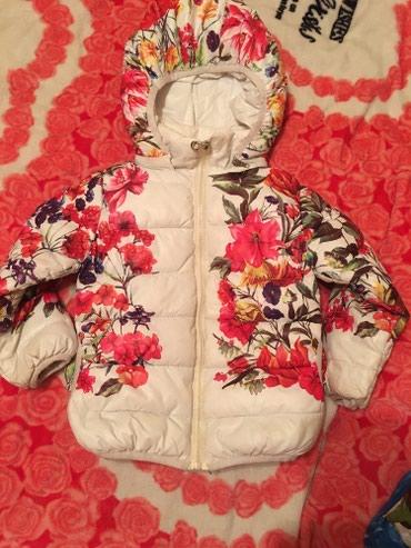 Детс. куртка в отличном состоянии, в Бишкек