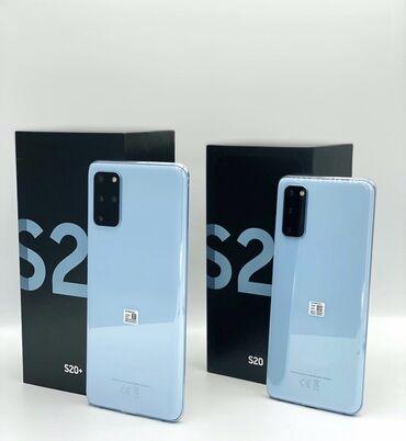 en ucuz plansetler - Azərbaycan: Yeni Samsung Galaxy S20 128 GB göy