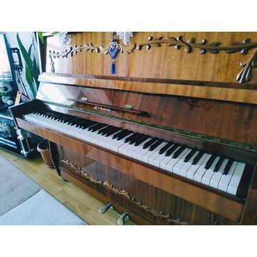 Piano və fortepianolar - Azərbaycan: Salam. Yeni Piano satılır. Heç bir mənfisi yoxdur