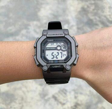 Новинки спортивных часов от Casio ! ___Функции : дата, секундомер