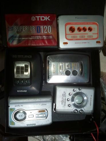 mp3 плеер в Кыргызстан: Куплю аудио кассетные плеера