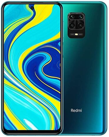 Б/у Xiaomi Redmi Note 9S 64 ГБ Зеленый