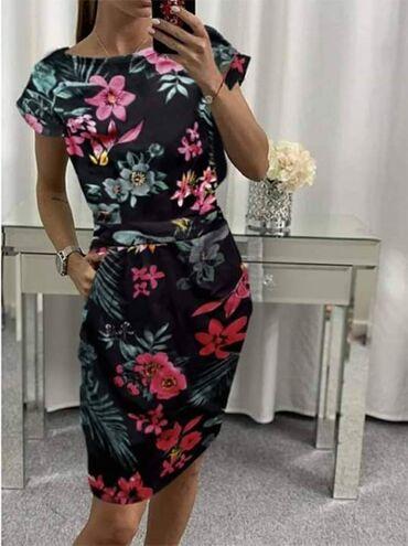 Ženska odeća | Veliko Gradiste: Hit haljine dostupne u puno dezena - cena 1950 din