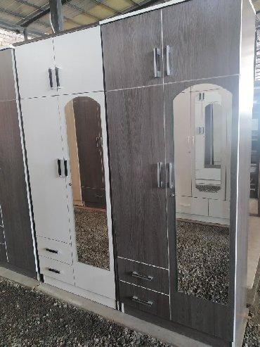 Шкаф новый 2х створчатый высота: 2 метр. ширина: 80см есть и с
