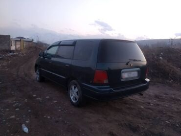 Honda Odyssey 2.3 л. 1997 | 438137 км