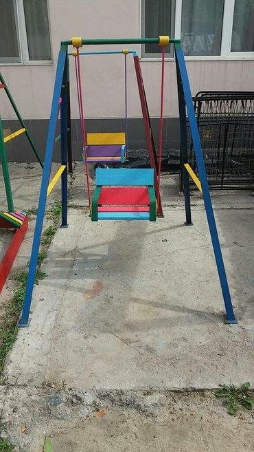 Детские качели in Лебединовка
