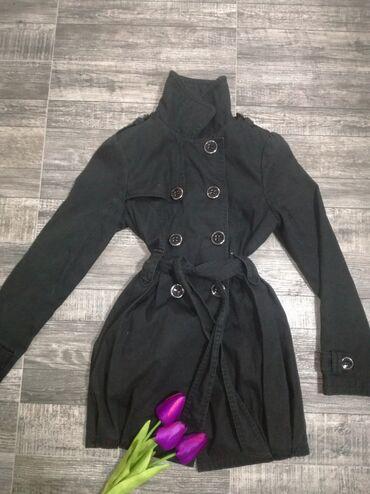 •Mantil crne boje •Velicina M/L •Cena:700din