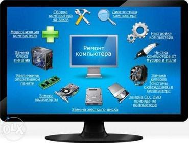 Ремонт Ноутбук и компьютеров -- усиление вашего компьютера-- замена