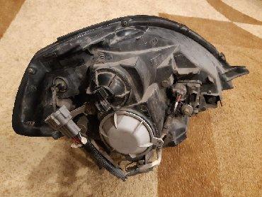 Teana j31 üçün sol fara. orjinal, üstən çıxma, motorlu