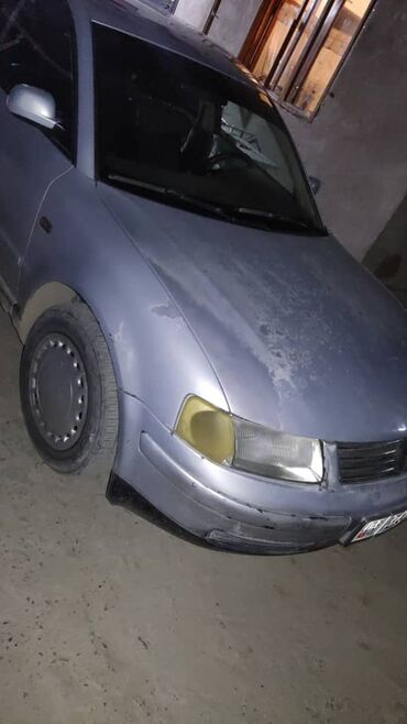 Транспорт - Пульгон: Volkswagen Passat CC 1.8 л. 1998   333336 км