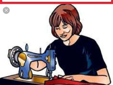 Швейное дело в Азербайджан: Qaracuxura yaxin derzi işi axdariram. Butun masinlari bilirem.Tam derz