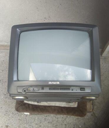 domashnij kinoteatr aiwa в Кыргызстан: Продам цветной телевизор AIWA японский,привезенный когда-то с
