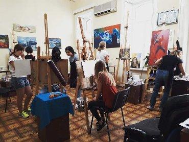 автоэлектрик обучение в Азербайджан: Арт Студия Изобразительного Искусства Эмина Гахраманова приглашает