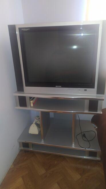 Электроника - Новкхани: Televizor shivaki altlığıyla birlikdə