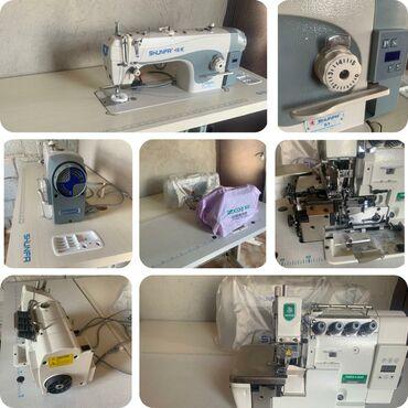 Электроника - Селекционное: Продаю швейные машинки Прямая строчка и пятиниткаСрочно отдам в