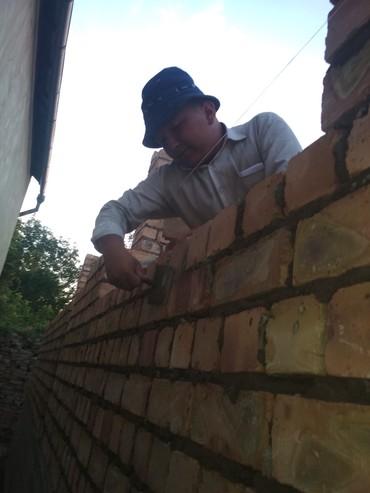 Есть бригада кроем крышу кладка стяжка в Бишкек