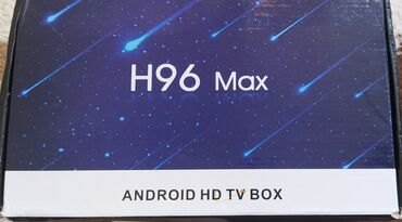 smart tv box - Azərbaycan: Android tv box.H96 max 4K Ultra HD formatli android tv.Istenilen sade