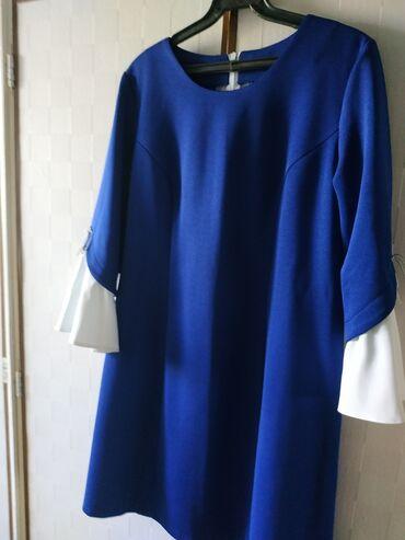 прямое платье красиво в Кыргызстан: Продаю платье очень красиво смотрится. одевала только один раз. г