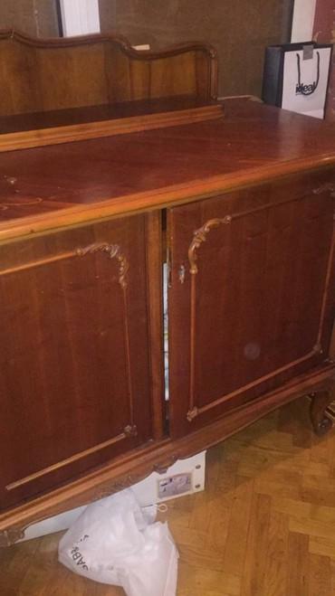 деревянный комод в Азербайджан: Арабский старинный комод в хорошем состояние есть дефект на фото видно