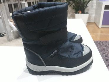 AKCIJAA Tople cizme za zimu u odicnom stanju, nepromocive, broj 28! - Valjevo