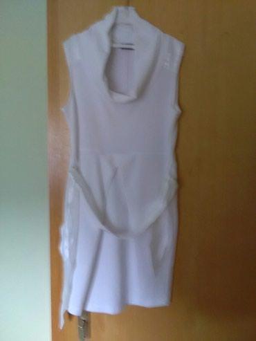 Prelepa bela haljina iz Italijanskog butika , nekoriscena, velicina  - Pozarevac