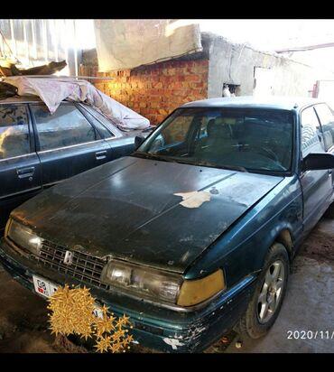 титановые диски r14 в Кыргызстан: Mazda 626 2 л. 1991 | 100000 км