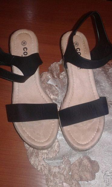 Ženska obuća | Knjazevac: Sandale jednom obuvene