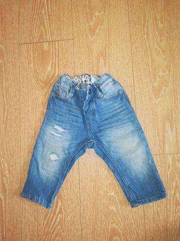 shtany hm в Кыргызстан: HM джинсы 6-9 месяцев