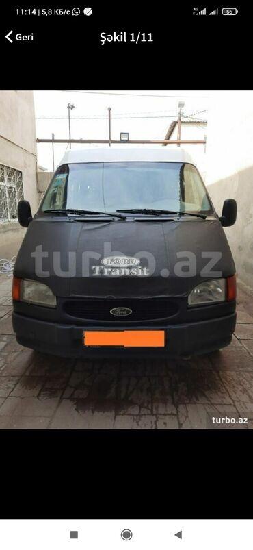 ford transit 5 1 satilir in Azərbaycan   FORD: Ford Transit 2.5 l. 2000   400000 km