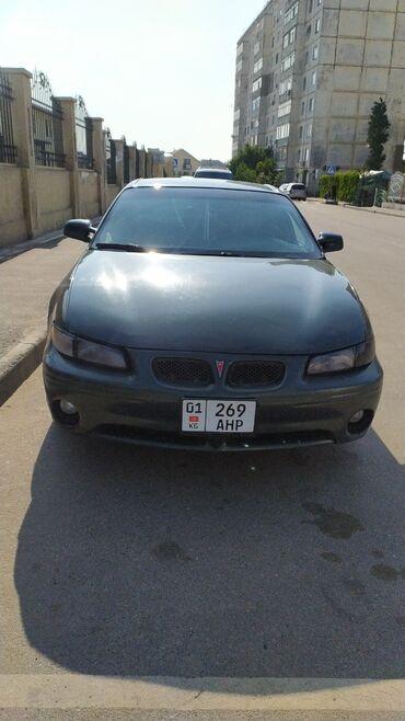 кто продает авто в рассрочку бишкек в Кыргызстан: Pontiac Grand Prix 3.1 л. 2001 | 120000 км