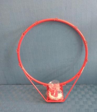 Basketbol dəmiri -şəkil realdı,standart ölçüdü.QIYMƏT:35AZN Çatdırılma