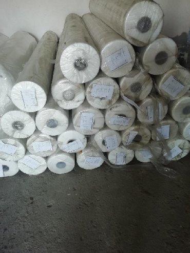 платье халат из плотной ткани в Кыргызстан: Спанбонд имеются все размеры (Спанбонд) ткань для масок и комбинезоны
