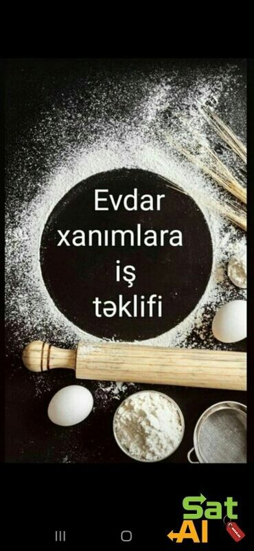 it - Azərbaycan: Xanımlar, bir iş düşünün: -nə müdir var, nə də sabit gəlir?!nə kankret