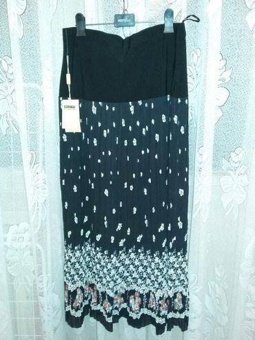 Женская юбка плиссе, макси в Бишкек