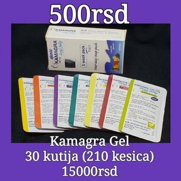 Kamagra Gel (staro i novo pakovanje) - gel za potenciju - Belgrade